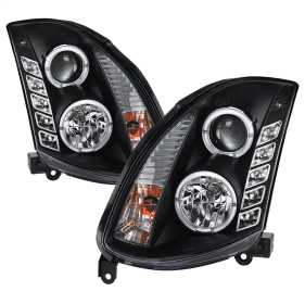 Halo DRL LED Projector Headlight